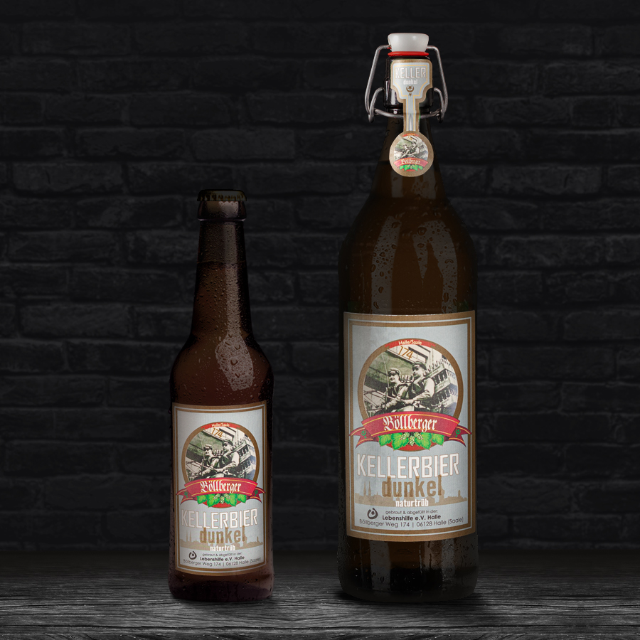 Kellerbier aus Halle (Saale)