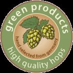 Grünes Produkt