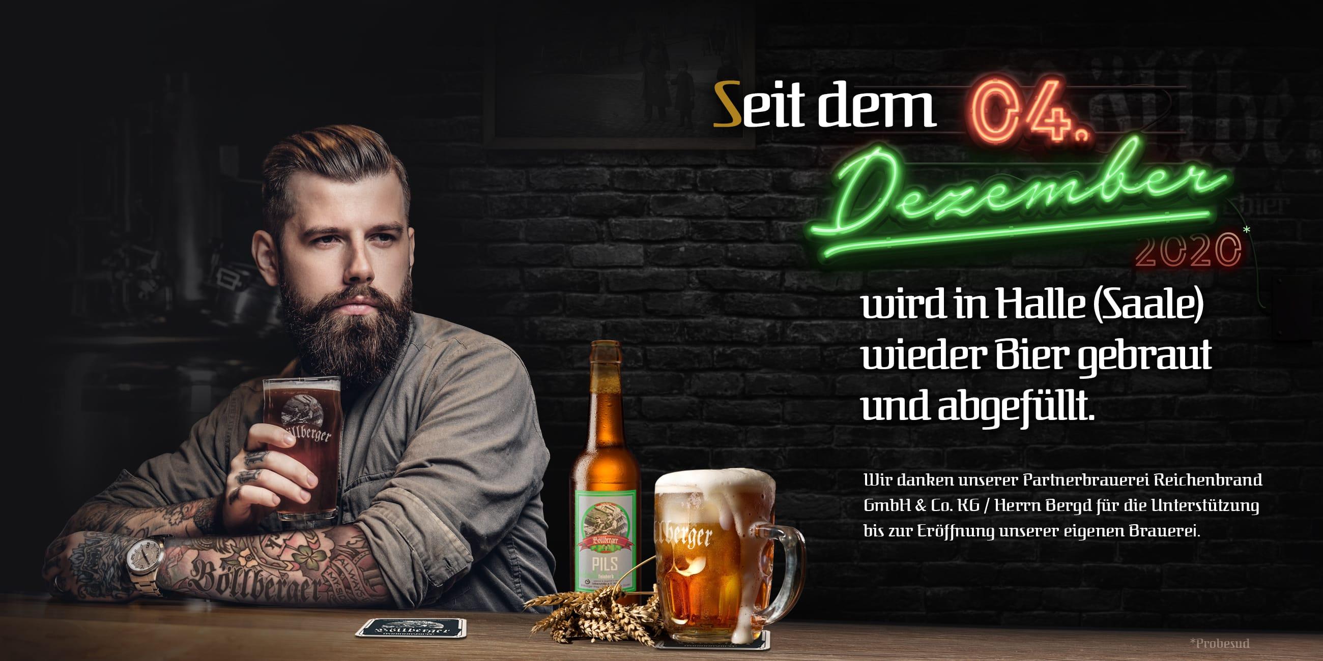 Böllberger Traditionsbiere
